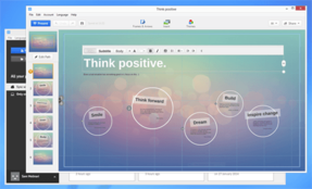 Prezi - Screenshot 2