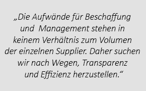 Software Tail Spend - Zitat