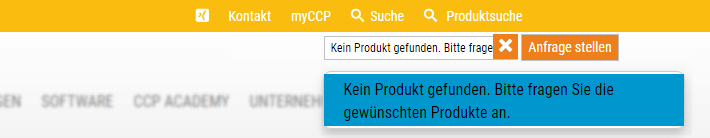 Ccp Product Finder Ccp Software Gmbh