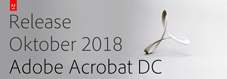 Adobe Acrobat DC Release October 2018