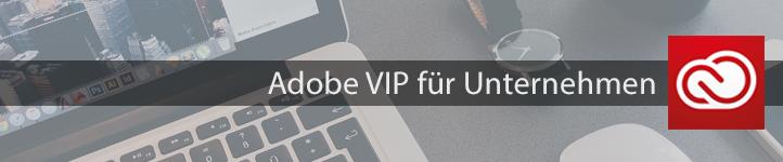 Adobe Creative Cloud für Unternehmen