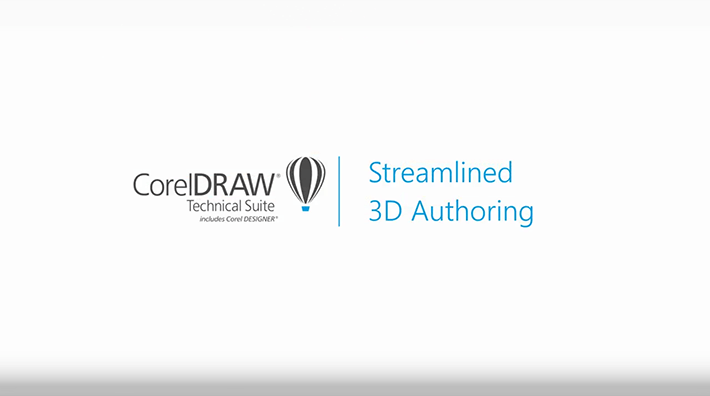 Streamlined 3D Authoring in Technical Suite