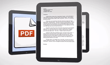 Video zu Nuance Power PDF