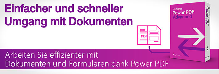 Nuance Formulare mit Power PDF: CCP Software GmbH
