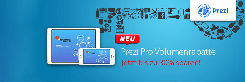 Prezi Präsentationssoftware