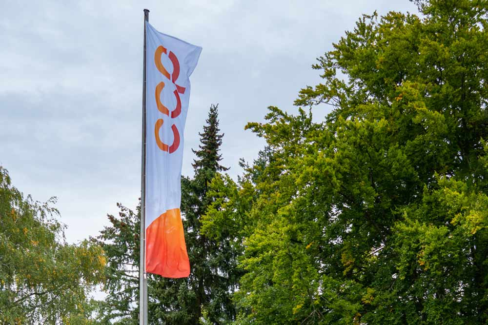CCP SOFTWARE GMBH ZEIGT FLAGGE