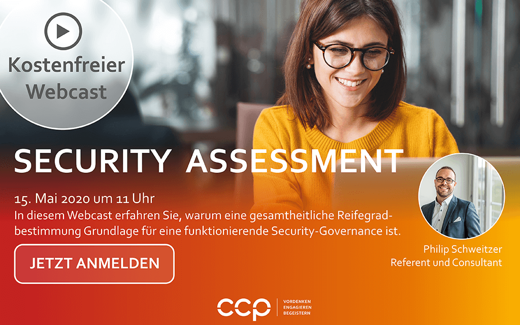 Webcast Security Assessment