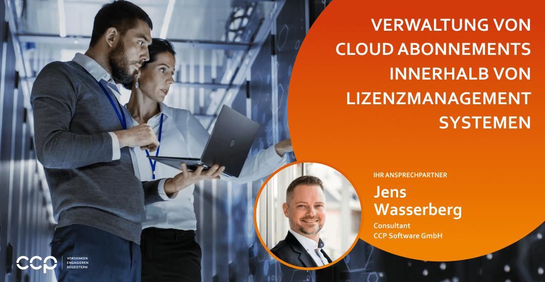 Verwaltung von Cloud Abonnements innerhalb von Lizenzmanagement Systemen