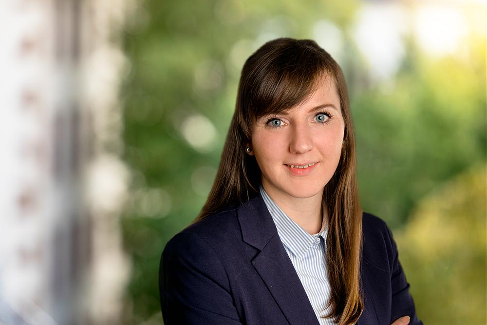 Annika Necknig - Head of Human Resources