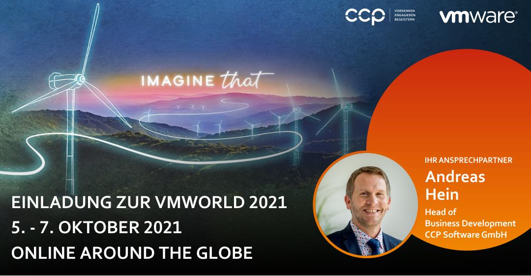 Besuchen Sie die VMworld 2021